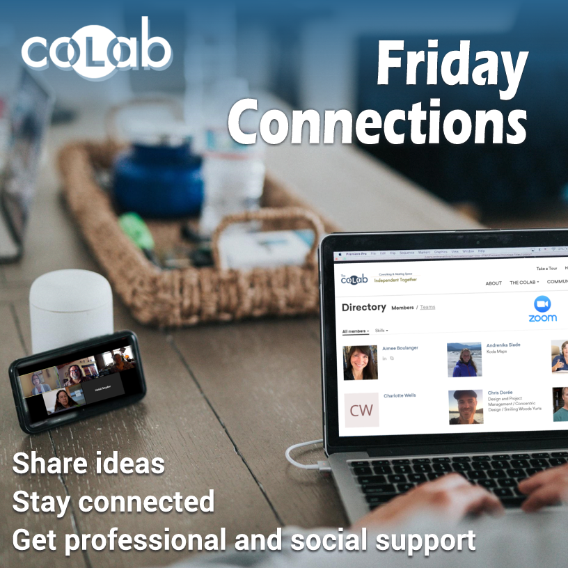 Friday CoLab Connection