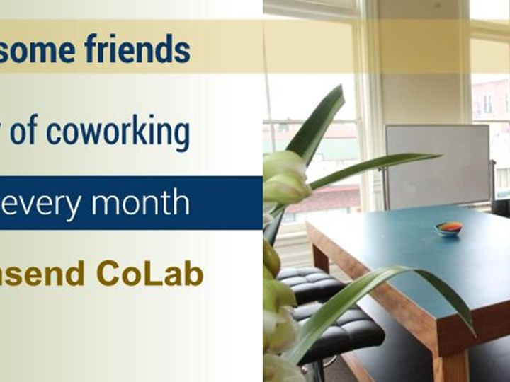 Open Office Day - A FREE Day of Coworking